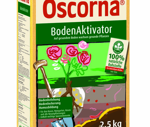 Produktbild Oscorna Boden-Aktivator, 2,5kg