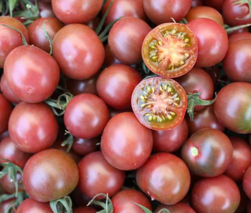 Produktbild Saatgut: Tomate 'Black Cherry'