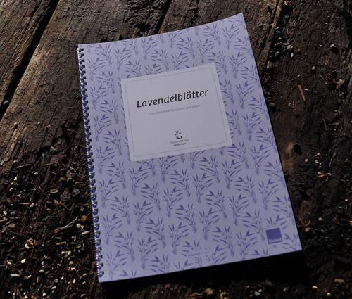 Produktbild Lavendelblätter