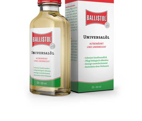 Produktbild Ballistol Universalöl, 50ml